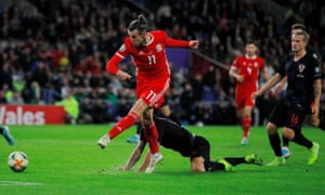 Wales 1 1 Croatia Euro 2020 Qualifier As It Happened