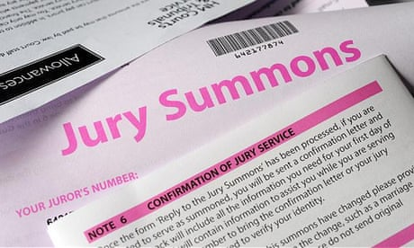 Jury service: what are your chances of being called up again and