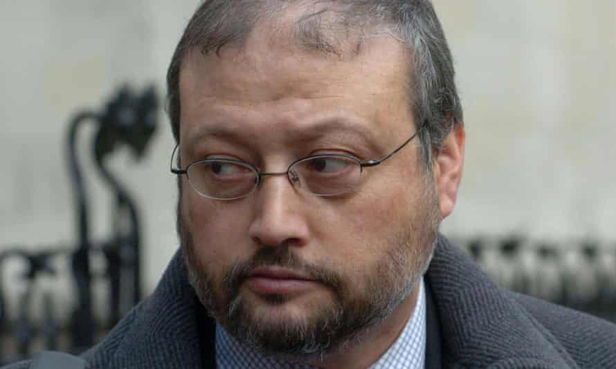 The letter cited the death of Jamal Khashoggi alongside the humanitarian disaster in Yemen.