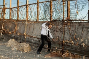 The Fence of Gibraltar, British Overseas Territory of Gibraltar, 2016