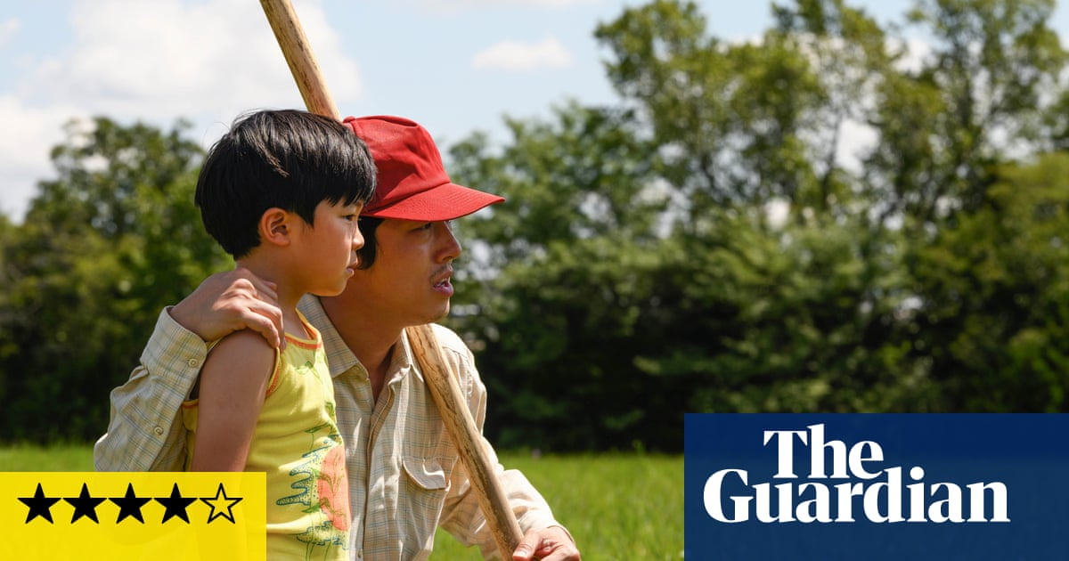 Minari review – moving and modest coming-of-age Sundance hit