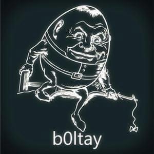 Shaltai-Boltai or Humpty Dumpty hackers logo.