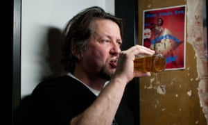 Chris Arnade: 'When things have gone wrong for me, I drink.'