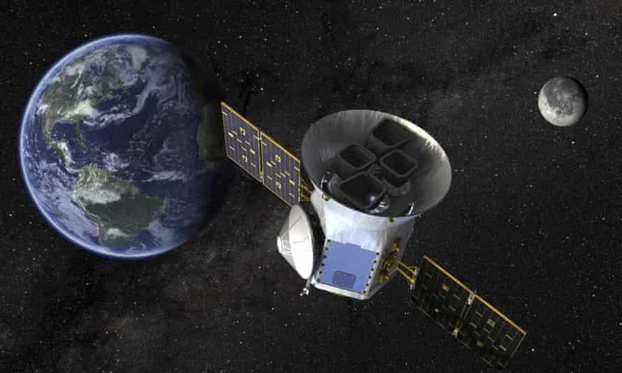 The Transiting Exoplanet Survey Satellite