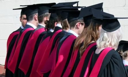 Warwick University graduates.