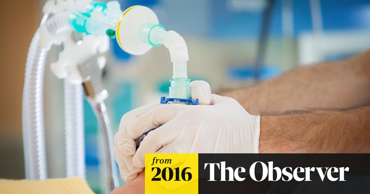 Patients 'at risk' as the anaesthetists shortage is predicted to