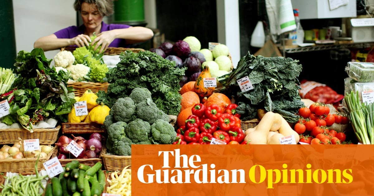 You are what you eat? Why food choices shouldn't be a proxy for class