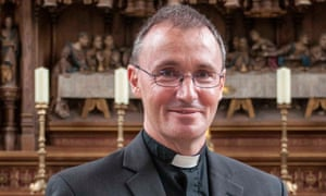 Nicholas Chamberlain is the first C of E bishop to declare he is in a gay relationship.
