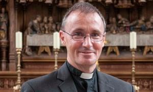 The Bishop of Grantham, Rev Nicholas Chamberlain