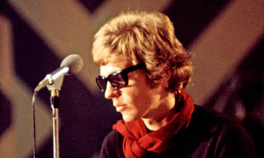 Scott Walker in 1966.