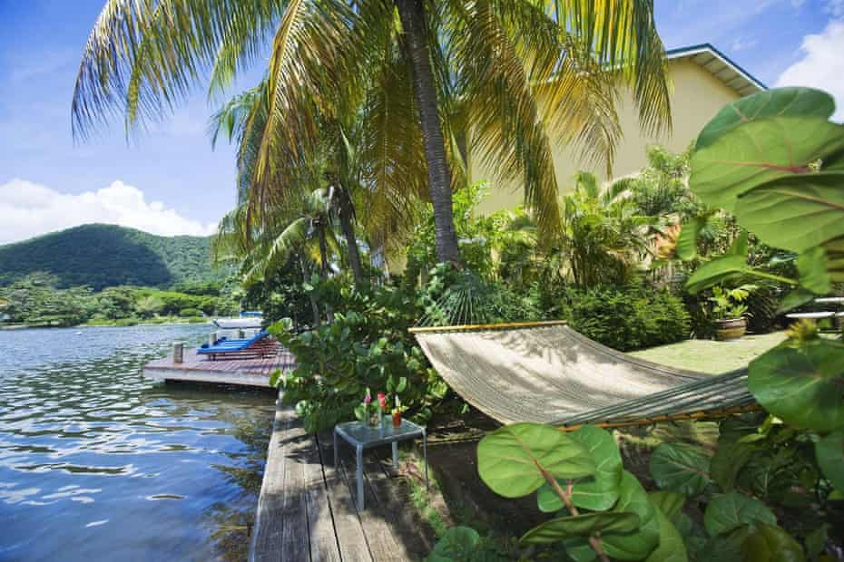 Harmony Suites, St Lucia, Caribbean