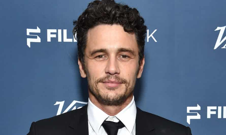 James Franco at a film event in 2018.