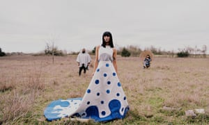 Texan psych-rockers Khruangbin are inspired by the sounds of Thailand, Mexico and west Africa.