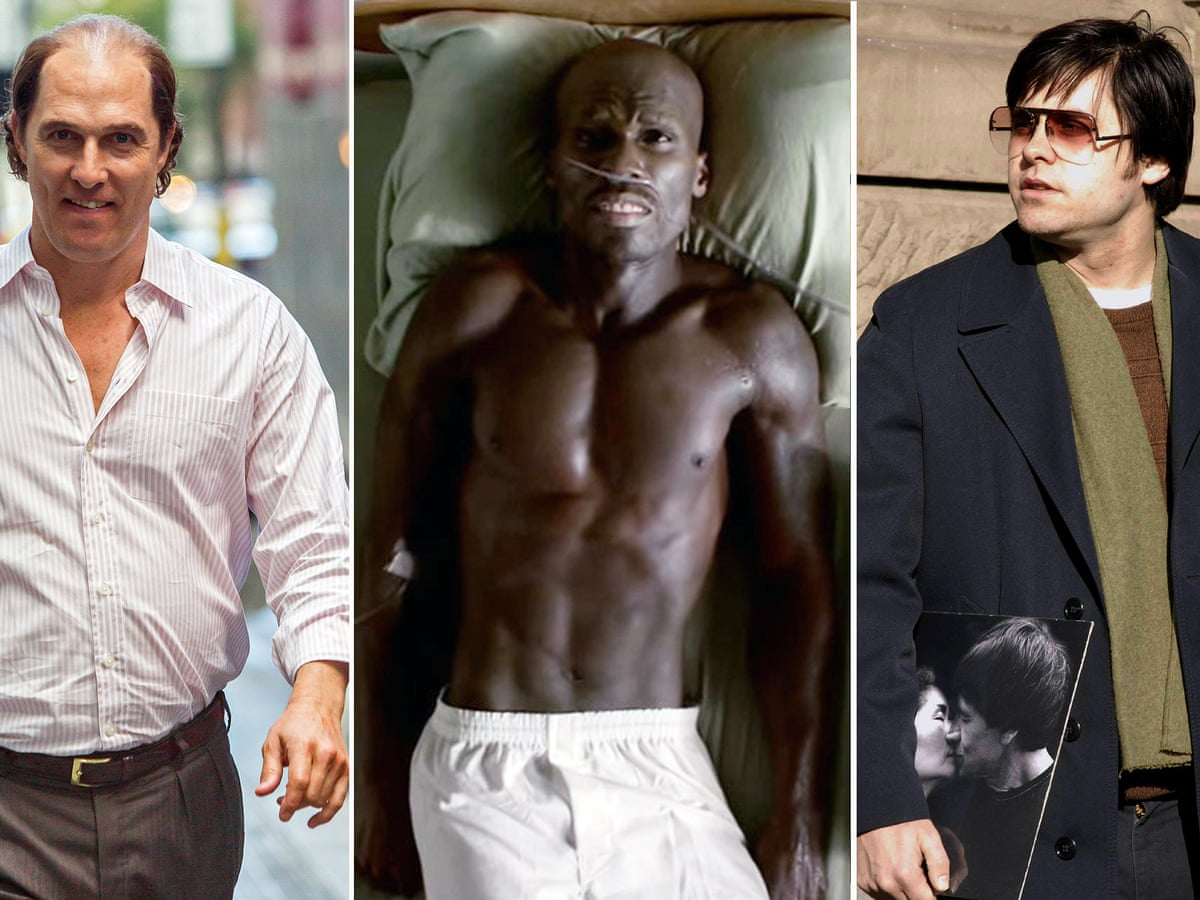 Worth The Weight The Actors Who Made Drastic Body Changes For Terrible Movies Film The Guardian