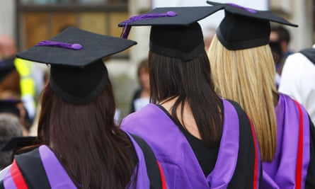 Universities are sounding the alarm about their finances, with competition for students increasing.