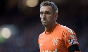 Allan McGregor has 42 caps for Scotland and has been in excellent form for Rangers this season