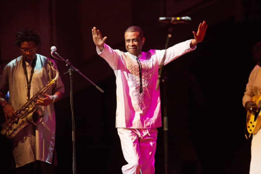 Youssou N'Dour is scheduled to perform at the Bataclan in November.