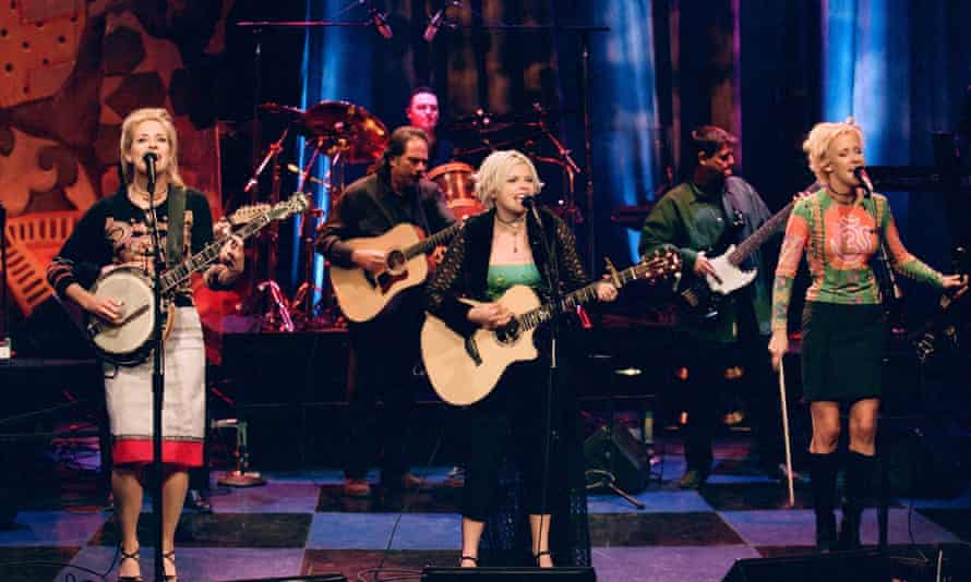On the Tonight Show with Jay Leno in 1998.
