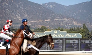 The fate of the horses will be in focus at Santa Anita on Breeders' Cup weekend.