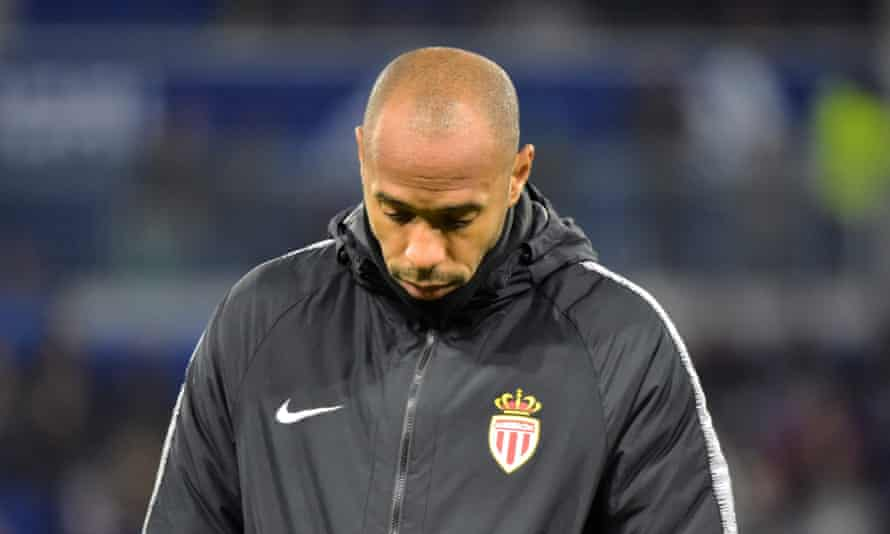 Thierry Henry was replaced at Monaco on Saturday by Leonardo Jardim, the man he replaced in October.