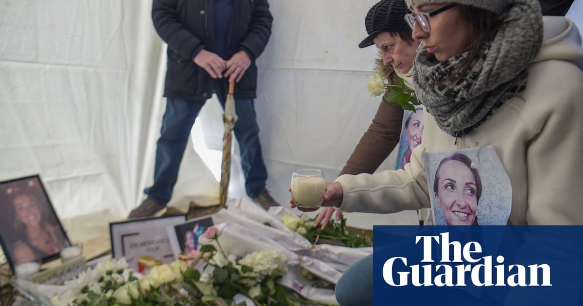 'People didn't listen': Julie Douib's killing sparks fight against femicide in France