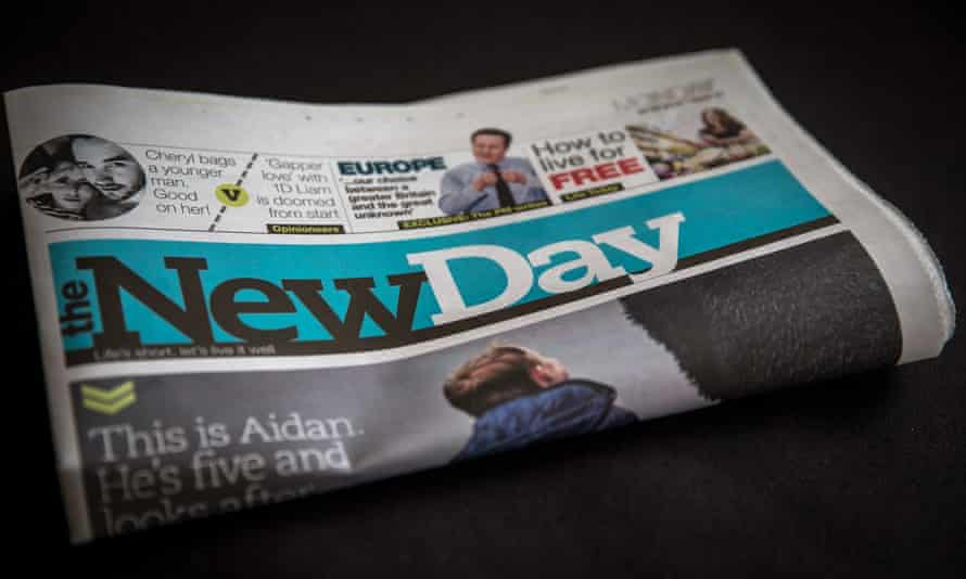 The first edition of the New Day