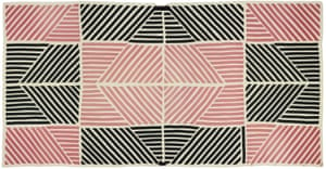 Similarities … Edvard Munch's bedspread.