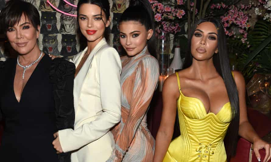 Kris Jenner, Kendall Jenner, Kylie Jenner, Imran Amed Kim Kardashian in New York City, May 2018