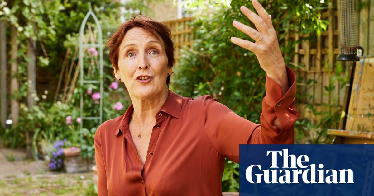 Fiona Shaw: 'I got to Hollywood at 28 and they said: You're very old'