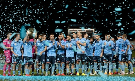 Sydney FC stand on brink of football folklore against backdrop of indifference   Simon Hill