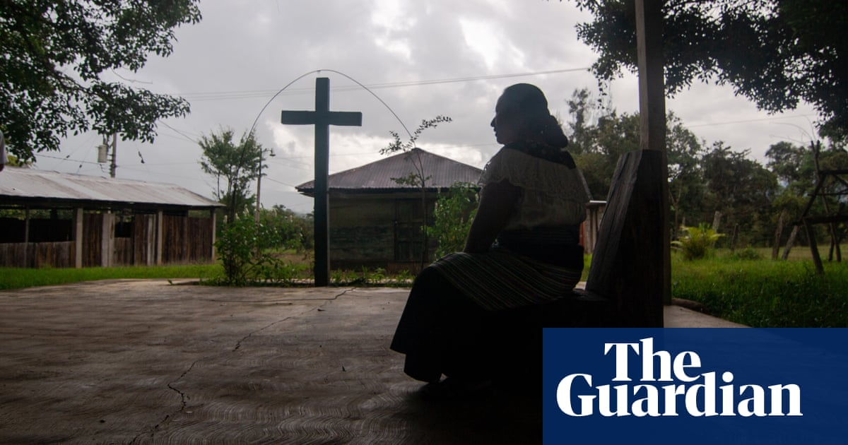'We are fearful': Indigenous Mexicans dread new military buildup on ancestral land