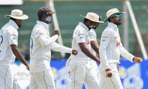 England chasing 164 to win second Test against Sri Lanka – live! | Sport |  The Guardian