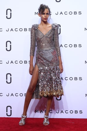 Metallics by Marc Jacobs.