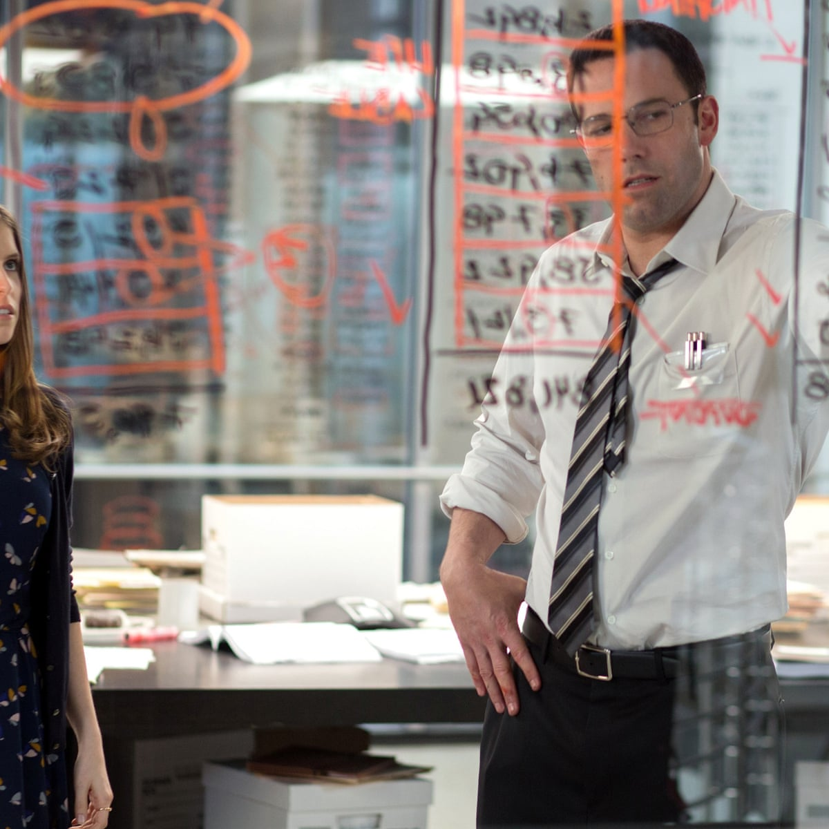 The Accountant review – Ben Affleck autism thriller doesn't add up ...