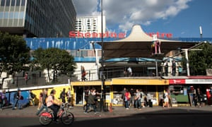 The shopping centre has long been derided and dismissed as an eyesore – but locals fear it will be flipped from one extreme to the other.