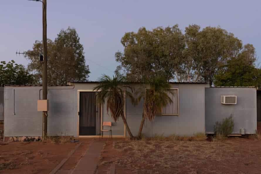 A home in the small outback town of Windorah.
