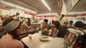 Ben's Chili Bowl in Washington DC acts as a safe space for black travelers and locals alike.