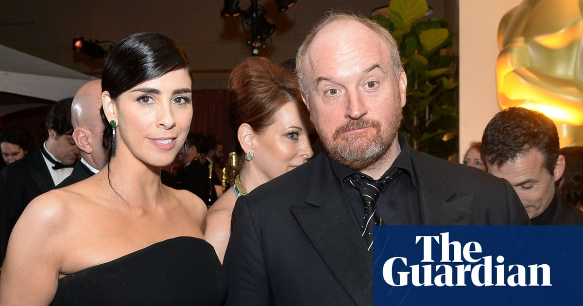 Louis CK's friends were complicit in his sexual misconduct – Sarah  Silverman should admit it