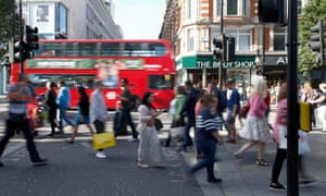 On average, for every billion walking trips that occur in London, 600 people are killed or injured.