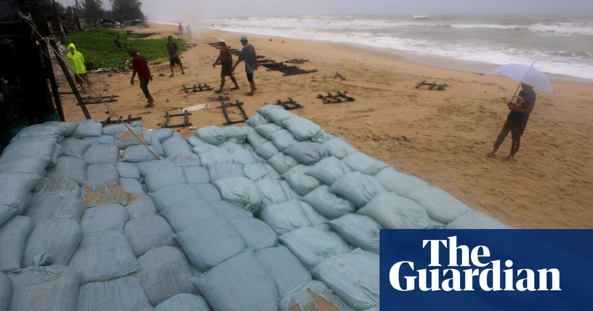 Tropical Storm Pabuk: Thailand braces amid fears it could be worst in a generation - The Guardian thumbnail