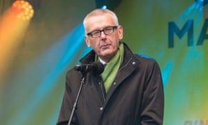 The Irish ambassador to the UK, Adrian O'Neill