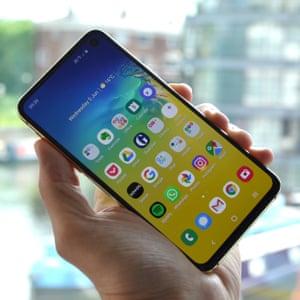 smartphone buyer's guide - samsung galaxy s10e