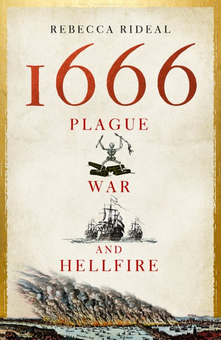 Cover of 1666 by Rebecca Rideal