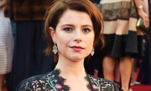 Jessie Buckley, who is starring in a string of notable TV and film projects, at the Olivier Awards last April.