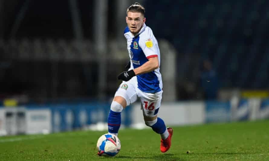 Harvey Elliott has been in fine form for Blackburn this season, on loan from Liverpool.