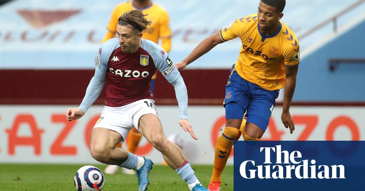 Jack Grealish's Aston Villa return excites Dean Smith despite Everton stalemate