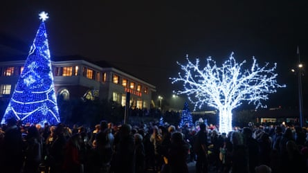 Bournemouth Christmas tree trail