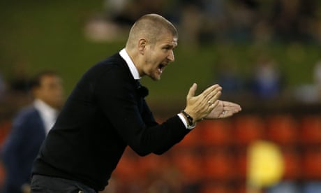 Carl Robinson favourite to take over at Western Sydney Wanderers