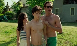In Call Me by Your Name, Luca Guadagnino shied away from full-frontal scenes.