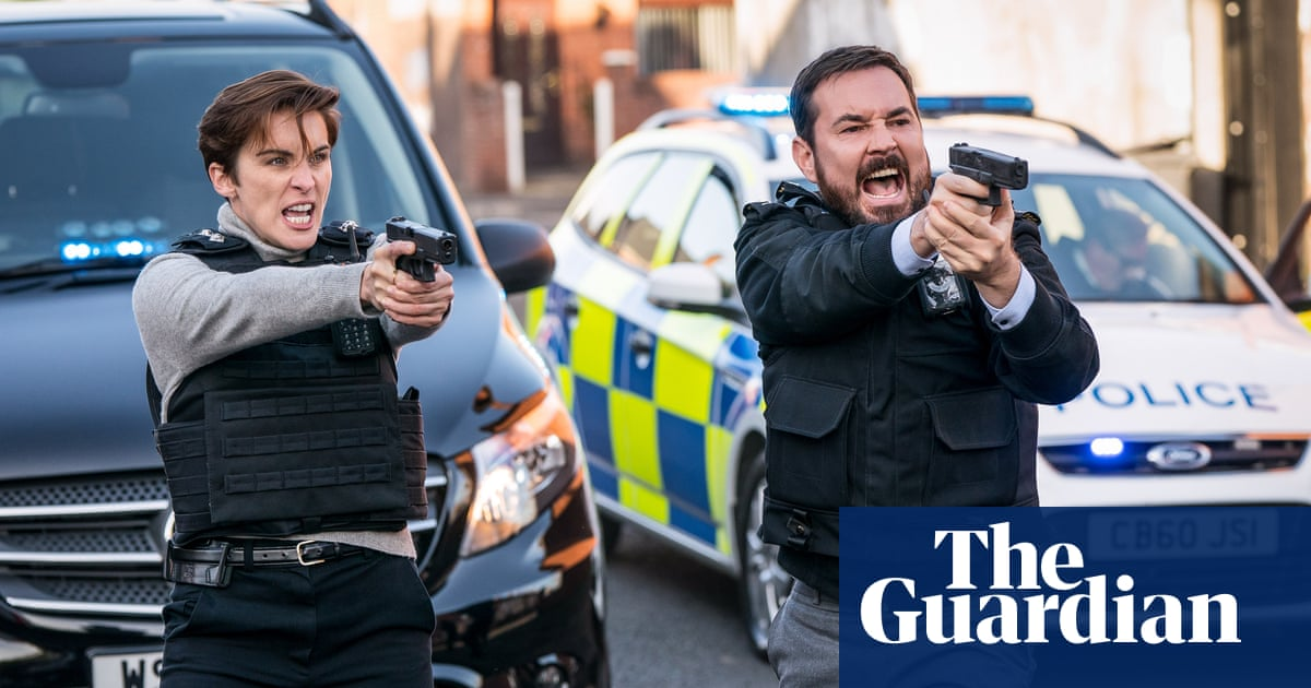 Line of Duty finale draws record 12.8 million UK TV audience